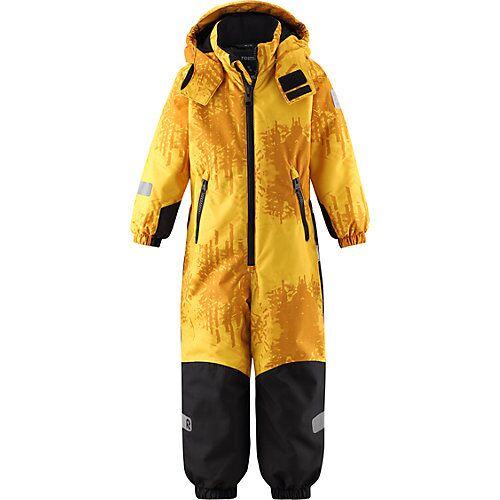Reima Kinder Schneeanzug gelb