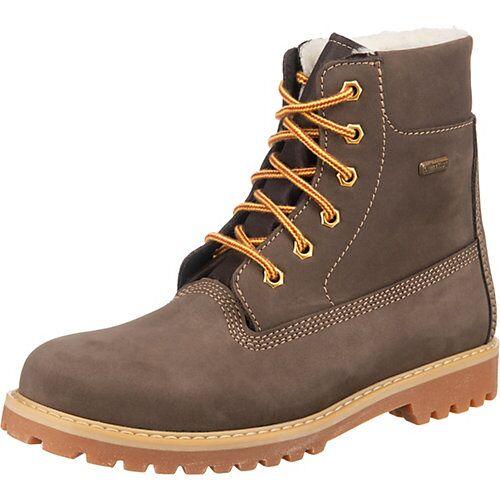 Däumling Stiefel Kinder-Boots braun