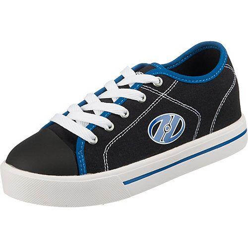 HEELYS Kinder Sneakers Low X2 schwarz/blau