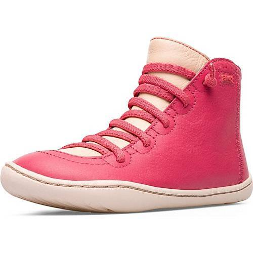 CAMPER Stiefeletten Peu 90085-081 Stiefeletten Kinder Stiefel rosa