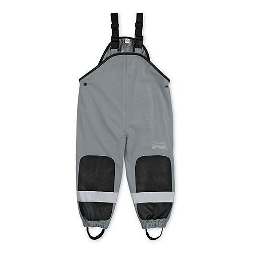 Sterntaler Regenbekleidung Funktions-Regenhose Regenhosen grau Jungen Baby