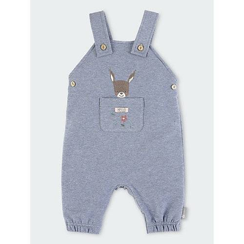 Sterntaler Oberbekleidung Winter Latzhose Latzhosen blau Jungen Baby