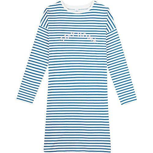 Sanetta Kinder Nachthemd blau Mädchen Kinder