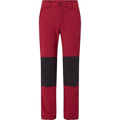 McKinley Outdoorhose  rot Jungen Kinder