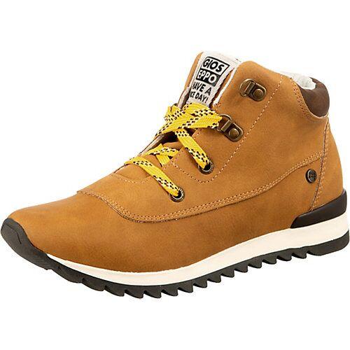 GIOSEPPO Sneakers Low CAS  camel Jungen Kinder