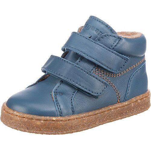 bisgaard Baby Winterstiefel blau