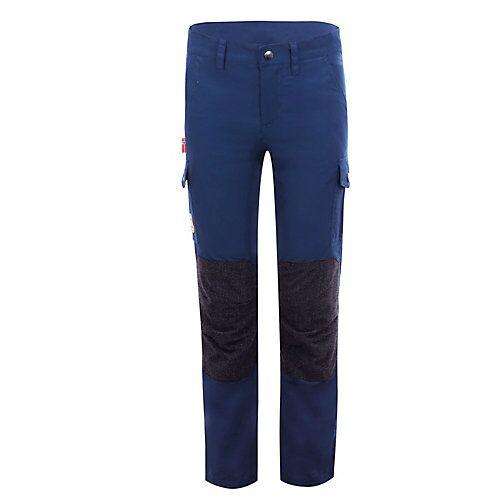 TROLLKIDS Kinder Outdoorhose blau