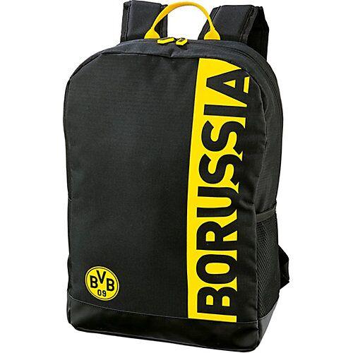 Borussia Dortmund BORUSSIA-Rucksack schwarz/gelb