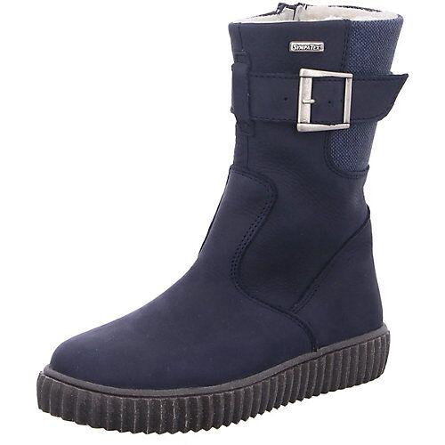 Däumling Stiefel & Stiefeletten Klassische Stiefeletten blau Mädchen Kinder
