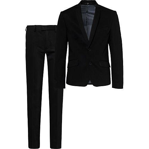 Weise Anzug  schwarz Jungen Kinder