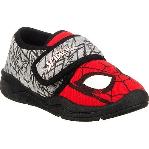 Spider-Man Hausschuhe  rot Jungen Kleinkinder