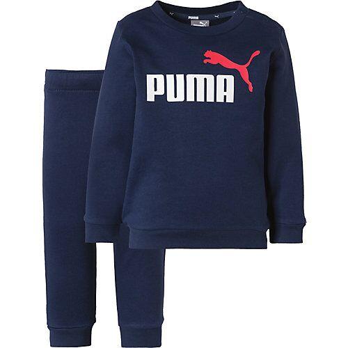 PUMA Baby Jogginganzug ESS blau