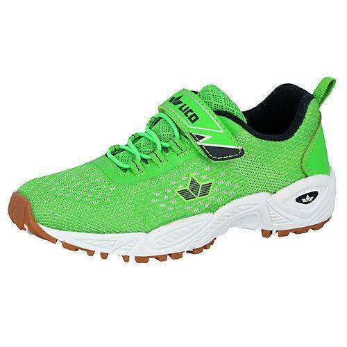 LICO Sportschuh Sponge VS Sportschuhe grün/blau Jungen Kinder