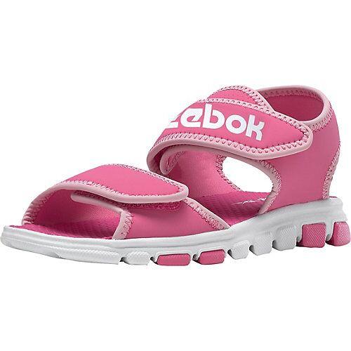 Reebok Badeschuhe WAVE GLIDER III  rosa Mädchen Kinder
