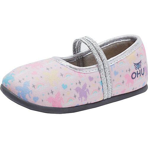 myToys-COLLECTION Hausschuhe O-KANDY  von OHU mehrfarbig Mädchen Kleinkinder