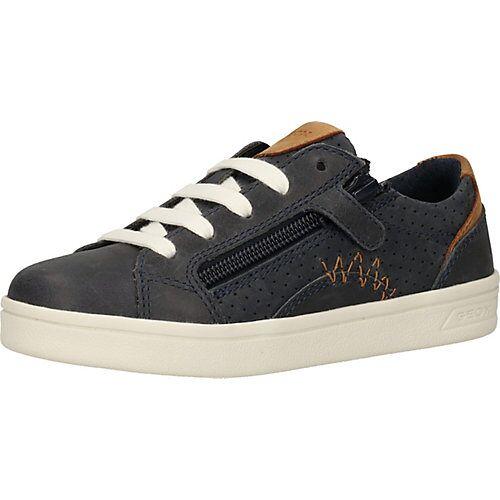 GEOX Sneaker Halbschuhe blau