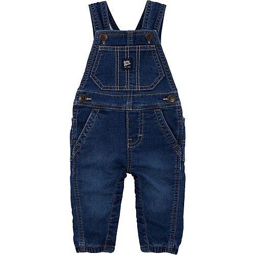 OshKosh Baby Latzhose  blau Jungen Kinder