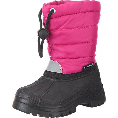 Playshoes Kinder Winterstiefel pink Mädchen Kleinkinder