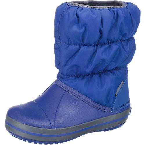 CROCS Stiefel  blau Jungen Kleinkinder
