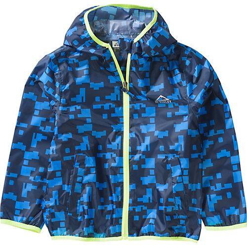 McKinley Kinder Regenjacke LITIRI blau