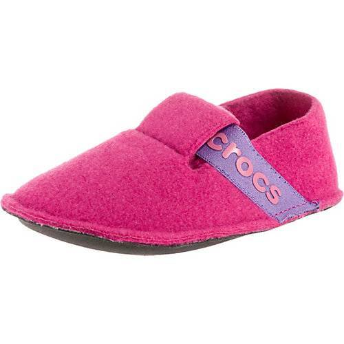 CROCS Hausschuhe  rosa Mädchen Kleinkinder