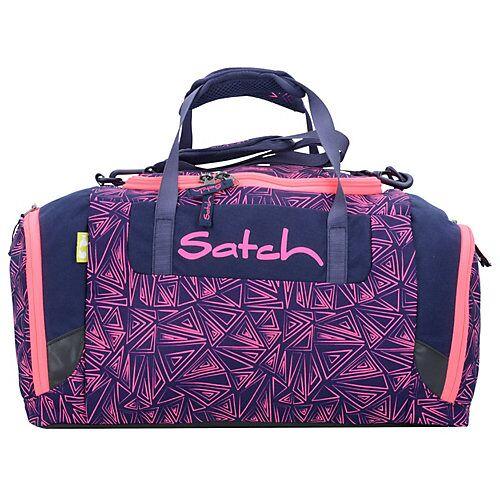 Satch Duffle Bag Sporttasche 44 cm Sporttaschen pink