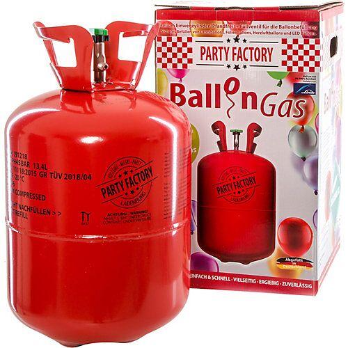 Ballongas/Heliumtank bis zu 50 Ballons  Erwachsene