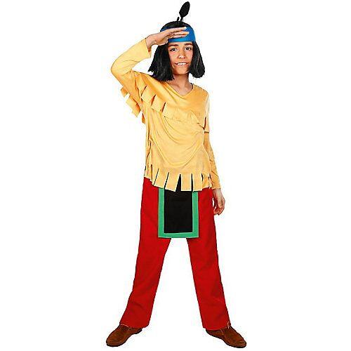 Maskworld Kostüm Yakari, 4-tlg Jungen Kleinkinder