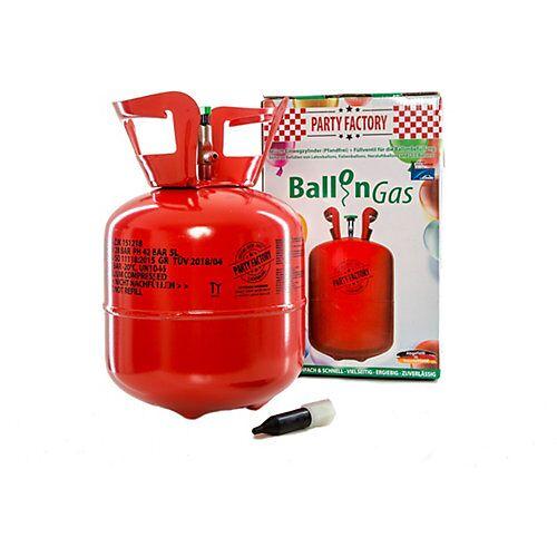 Ballongas Helium 20 Ballons  Kinder