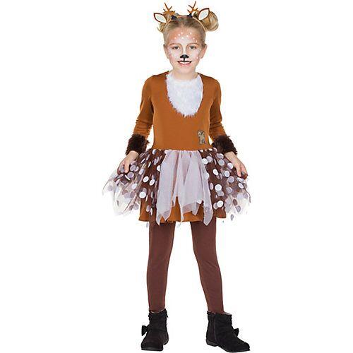 Rubie´s Kostüm Rehkitz Mädchen Kleinkinder