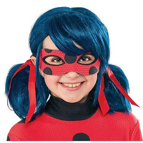 Rubie´s Perücke Miraculous Ladybug Mädchen Kinder