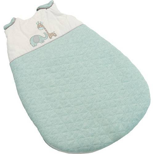 Be Be's Collection Sommer-Schlafsack Max & Mila, mint, 70 cm