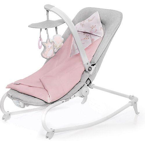 Kinderkraft Babywippe Felio 2020, rosa