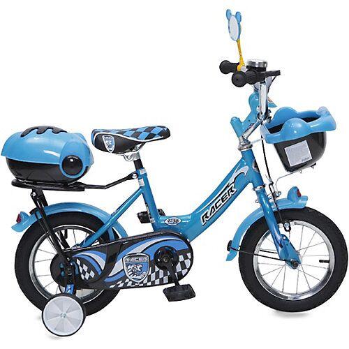 byox Kinderfahrrad 12 Zoll Fahrräder blau