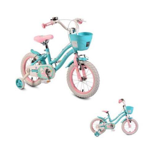 byox Kinderfahrrad 1483 Fahrräder blau