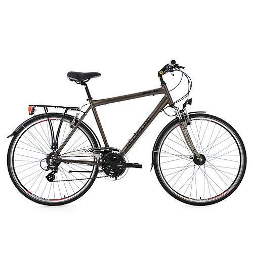 KS Cycling Trekkingrad Herrenfahrrad 28  Zoll  Norfolk 24 Gänge Trekkingräder bronze