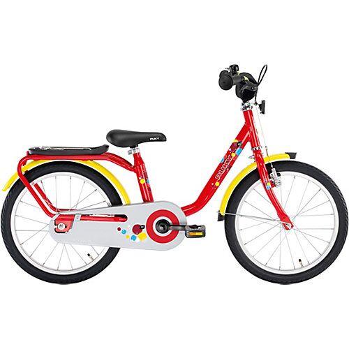 PUKY Fahrrad Z 8, rot