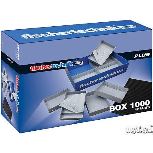 """fischertechnik """"Fischertechnik PLUS """"""""Box 1000"""""""" - Aufbewahrungsboxen (42tlg.)"""""""