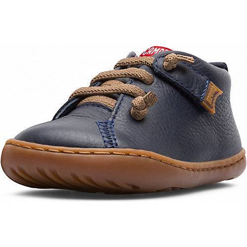 CAMPER Stiefel Peu 80153-066 Stiefel Kinder Stiefel blau