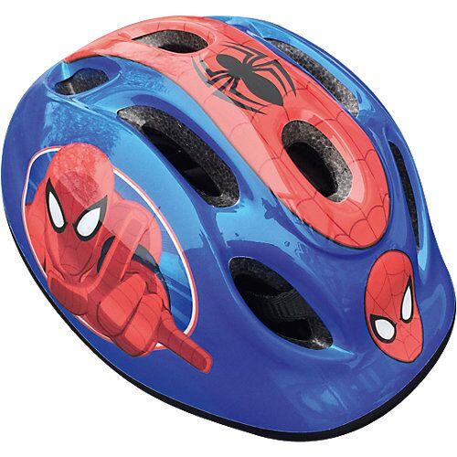 Stamp Spider-Man Fahrradhelm, Gr. S 53-56 cm blau/rot