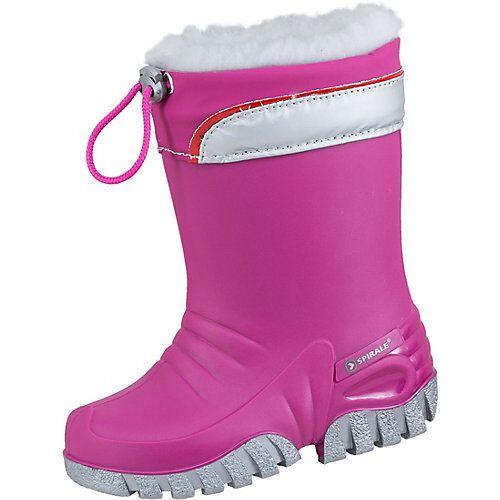 SPIRALE Stiefel Yve Winterstiefel  rosa Mädchen Kinder