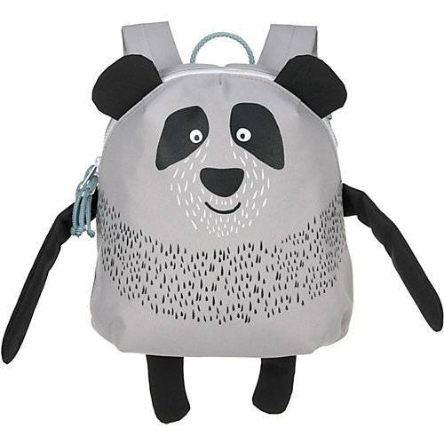 Lässig Kindergarten-Rucksack, Kindergarten-Rucksack, Backpack,, About Friends Pau panda grau