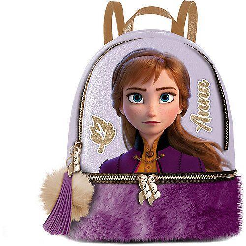 Disney Die Eiskönigin Freizeitrucksack Plüsch Disney Die Eiskönigin II lila