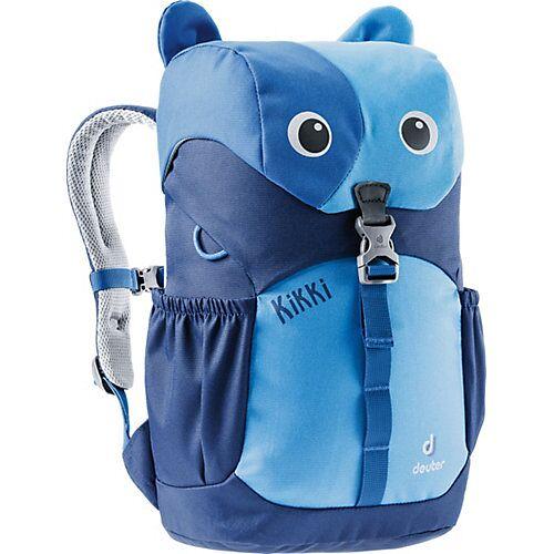 Deuter Kinderrucksack Kikki, blau