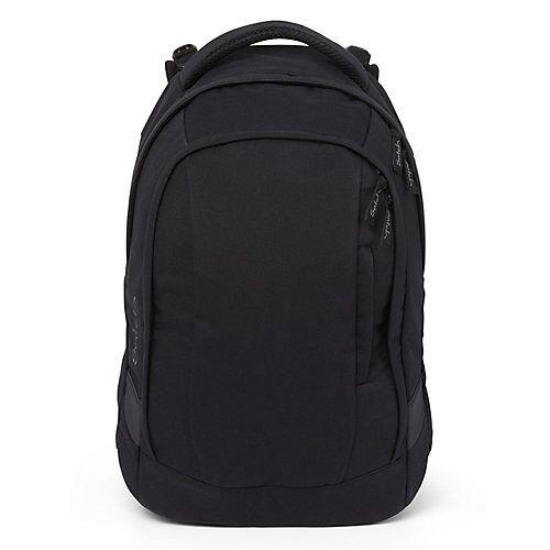 Satch sleek Schulrucksack 45 cm Schulrucksäcke schwarz