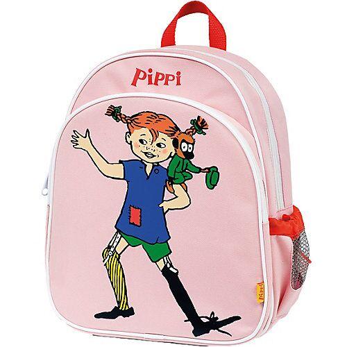 Pippi Langstrumpf Kinderrucksack Pippi Langstrumpf pink