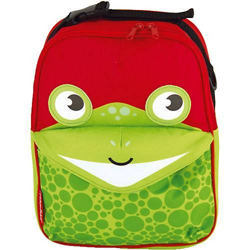 Fisherprice Kinderrucksack 3in1 Fisher Price Frosch
