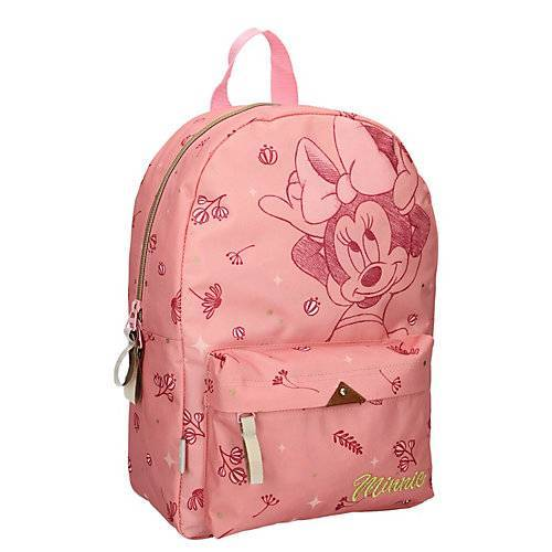 Rucksack Minnie Mouse One and Only Kindergartenrucksäcke apricot