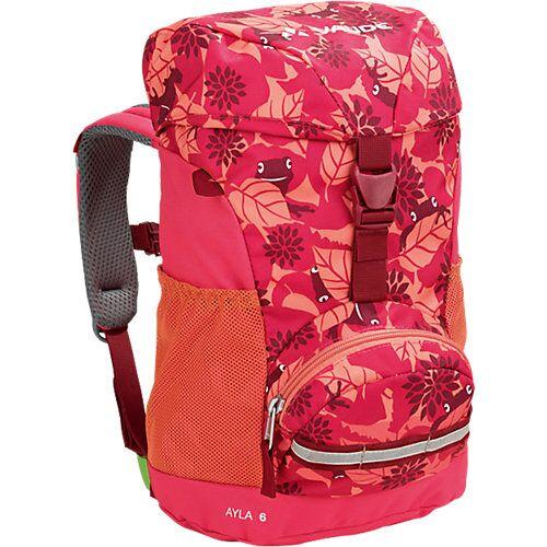VAUDE Kindergartenrucksack AYLA 6L pink