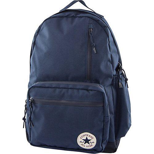 CONVERSE Go Rucksack 44 cm Laptopfach Laptop-Rucksäcke blau